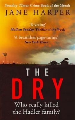 The Dry by Jane Harper, New, Paperback