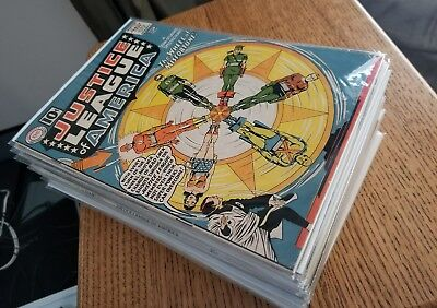 Justice League of America * 27 Book Lot * Silver Age #6 #24 #37 #57 #30 #50 #142