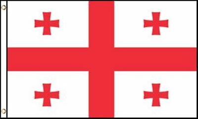 Medieval Templar Knight Flag of the Crusaders. 3 foot by 5 feet for your castle