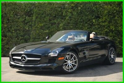Mercedes-Benz SLS AMG SLS AMG® 2012 MERCEDES-BENZ SLS AMG  *** ONLY 10K MILES ***