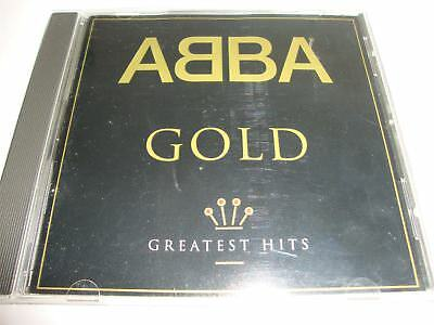 Abba Gold - The Greatest Hits - 19 Tracks 1992 issue CD Album