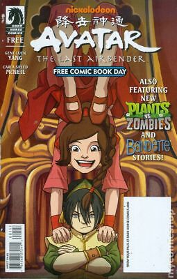 Avatar The Last Airbender (Dark Horse) Free Comic Book Day 2015 VF Stock Image