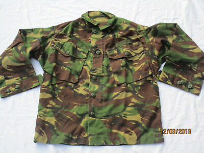 JACKET DPM LIGHTWEIGHT, Field Shirt, Soldier 95, size 160/96 Small Short, Berry