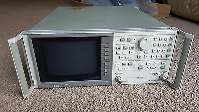 HP 8752C Network Analyzer 300kHz - 3GHz Option 003
