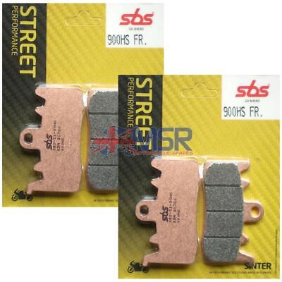 BMW R1200RT Front Brake Pads SBS Sintered 900HS 2014-2015