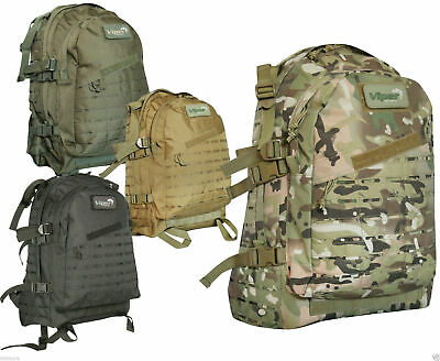 Viper Tactical Lazer Special Ops Pack Laser Cut Combat MOLLE Airsoft Rucksack