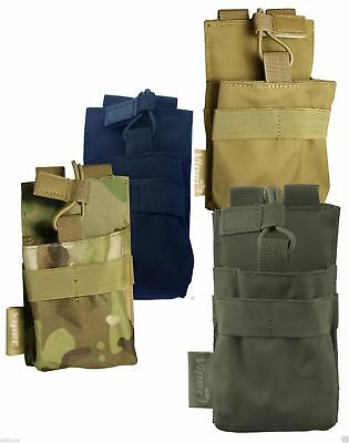 Viper Tactical GPS Radio MOLLE Pouch Webbing Modular System Security Police Kit