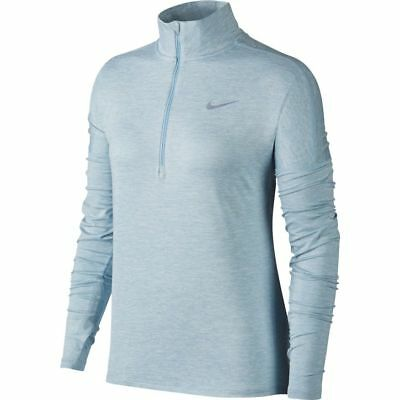 NIKE WOMEN DRY Element Top Damen langarm Laufshirt
