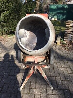 Belle Minimix Electric Cement Mixer (with Stand) 240V