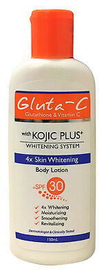 Gluta-C with Kojic Plus Lightening Body Lotion 150ml (from £14.99 to £30.00)