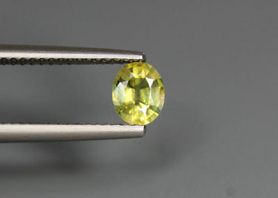 0.58 Cts_Stunning Rare Gemstone_100 % Natural Unheated Chrysoberyl_Srilanka