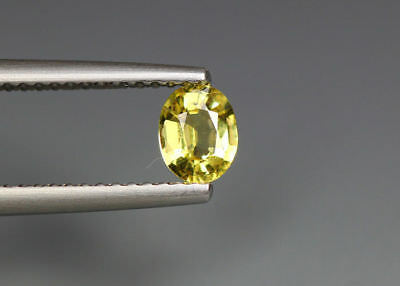 0.48 Cts_Stunning Rare Gemstone_100 % Natural Unheated Chrysoberyl_Srilanka