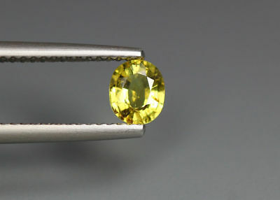 0.59 Cts_Stunning Rare Gemstone_100 % Natural Unheated Chrysoberyl_Srilanka