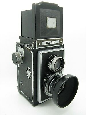 Zeiss Ikon Ikoflex A1 with 75mm f/3.5 Novar-Anastigmatic T* Lens