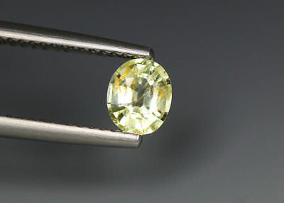 0.73 Cts_Stunning Rare Gemstone_100 % Natural Unheated Chrysoberyl_Srilanka