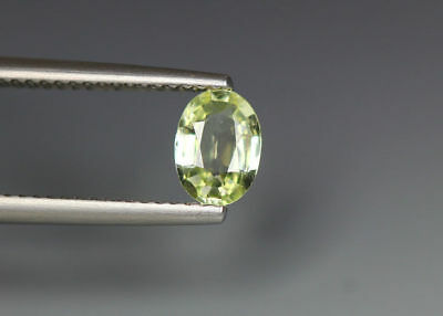 0.76 Cts_Stunning Rare Gemstone_100 % Natural Unheated Chrysoberyl_Srilanka