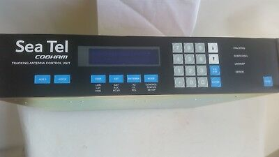 Sea Tel     DAC-2302       Tracking antenna control unit     NEW