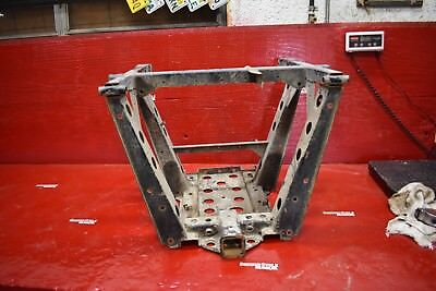2005 Polaris Ranger 700 Xp Rear Sub Frame Rear Frame Section