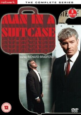Man in a Suitcase - Complete Series [DVD] [1967], 5027626256944