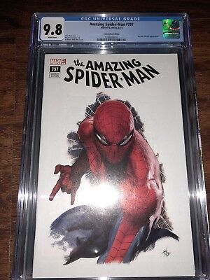 Amazing Spider-man 797 CGC 9.6 or higher Fan Expo Dell'Otto Variant + BONUS SLAB