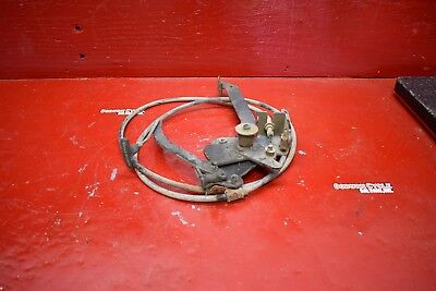 2005 Polaris Ranger 700 Xp Parking Brake Pedal & Cable