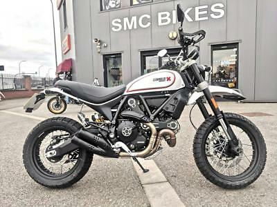 Ducati Scrambler Desert Sled - Finance Available