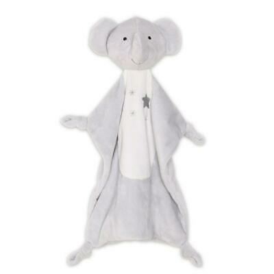 The Peanut Shell Security Plush Blanket (Elephant) Free Shipping!