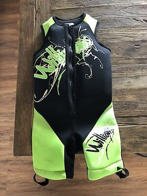 Williams Green/black Buoyancy Wetsuit