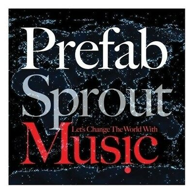 Prefab Sprout - Let's Change the World with Music [New CD] UK - Import