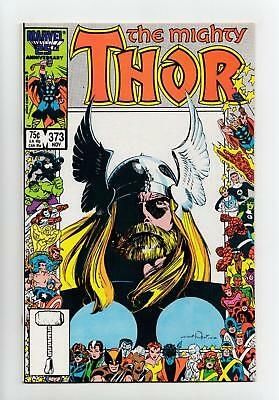 The Mighty Thor #373 (Marvel 1986) NM 9.4