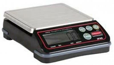 Pelouze High Performance Digital Portioning Scale 12 lb x 0.1 oz