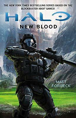 Halo: New Blood by Matt Forbeck | Paperback Book | 9781785652042 | NEW