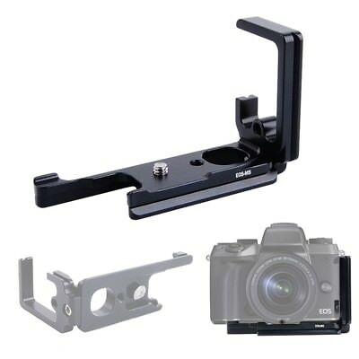 Quick Release Plate Made For Canon EOS-M5 Bracket Base Holder L Plate L Bracket