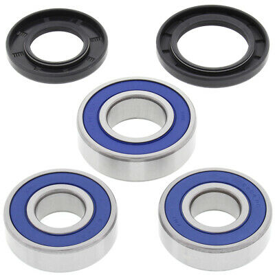 All Balls Rear Wheel Bearing Kit Suzuki XF650 FreeWind 1997 to 2002