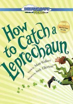 How to Catch...: How to Catch a Leprechaun by Adam Wallace (2017, CD,...