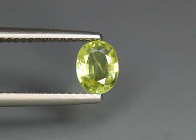 0.75 Cts_Stunning Rare Gemstone_100 % Natural Unheated Chrysoberyl_Srilanka