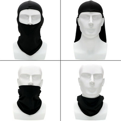 New Unisex Windproof Sun-protection Full Face and Neck Motorcycle Face Mask S1