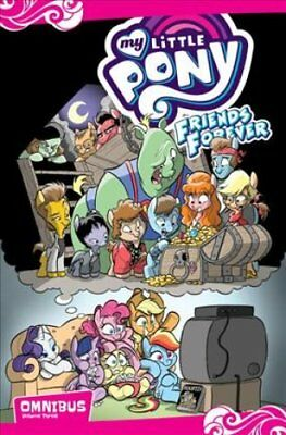 My Little Pony: My Little Pony: Friends Forever Omnibus, Vol. 3 by Jeremy...