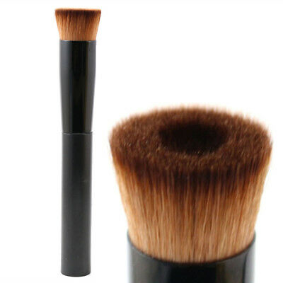 New Professional Multipurpose Women Flat Face Blush Foundation Liquid Brush^