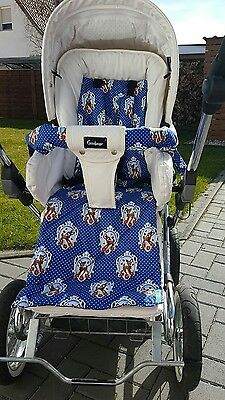 Pimp your Buggy! Kinderwagen Auflage Winter Bezug NEU! Emmaljunga
