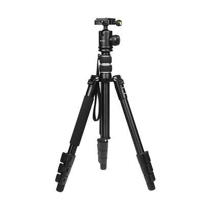 Portable Aluminum Camera Tripod Monopod with 360 Panorama Ball Head (Small)