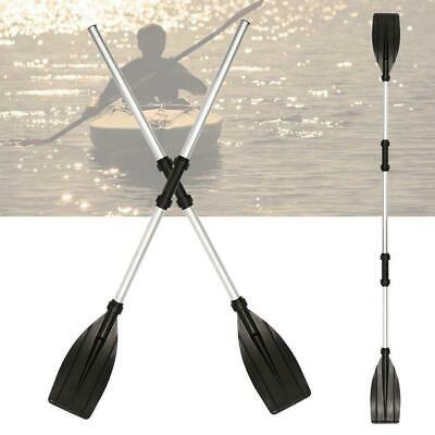 Kayak Canoe Paddle Heavy Duty Boat Fitting Oar Tube Aluminium Alloy Board Raft