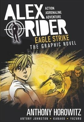 Eagle Strike Graphic Novel (Alex Rider) (Paperback), Horowitz, Jo...