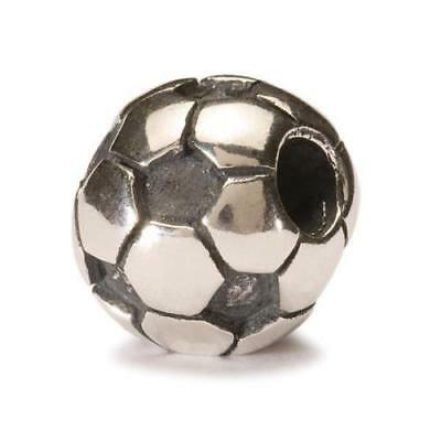 Trollbeads original authentic   PALLONE DA CALCIO  TAGBE-50006