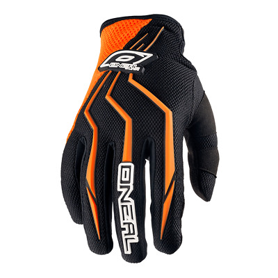 Moto Cross Handschuhe Oneal Element Orange Offroad Enduro Cross Fahrrad !Sale!