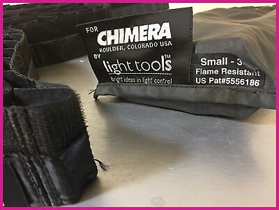 Chimera 30 Degree Soft Fabric Grid for Small Lighttools NICE