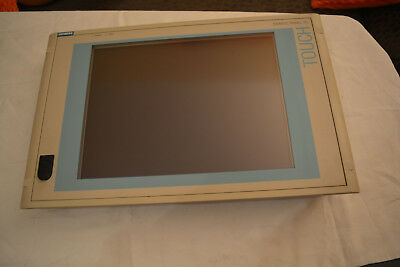 """Siemens Simatic Oem Zentales Panel 15"""" Touch, A5E00160017"""
