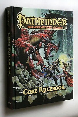 Pathfinder Core Rulebook, near MINT, hardcover, 1st edition