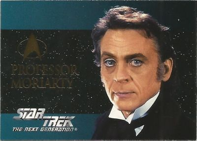 Star Trek The Next Generation Season 2 Foil Embossed chase card #S12