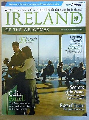 Magazine Ireland of the welcomes AER ARANN AIRLINES 2009